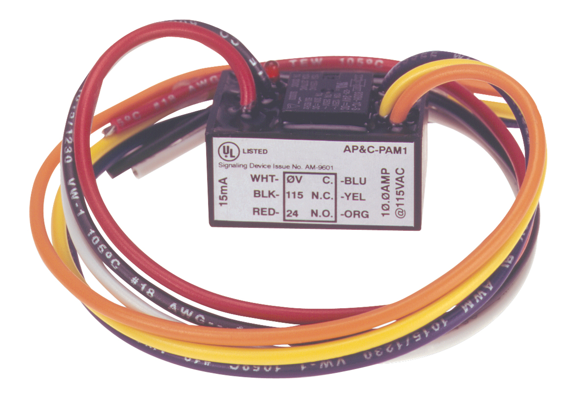 Air Products and Controls PAM-2 PAM2  Relay BRAND NEW with L.E.D.